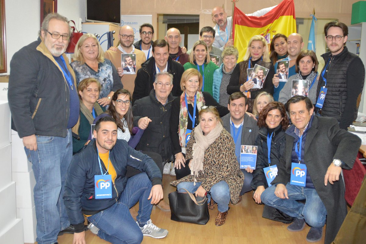 Foto cedida por PP Alcalá