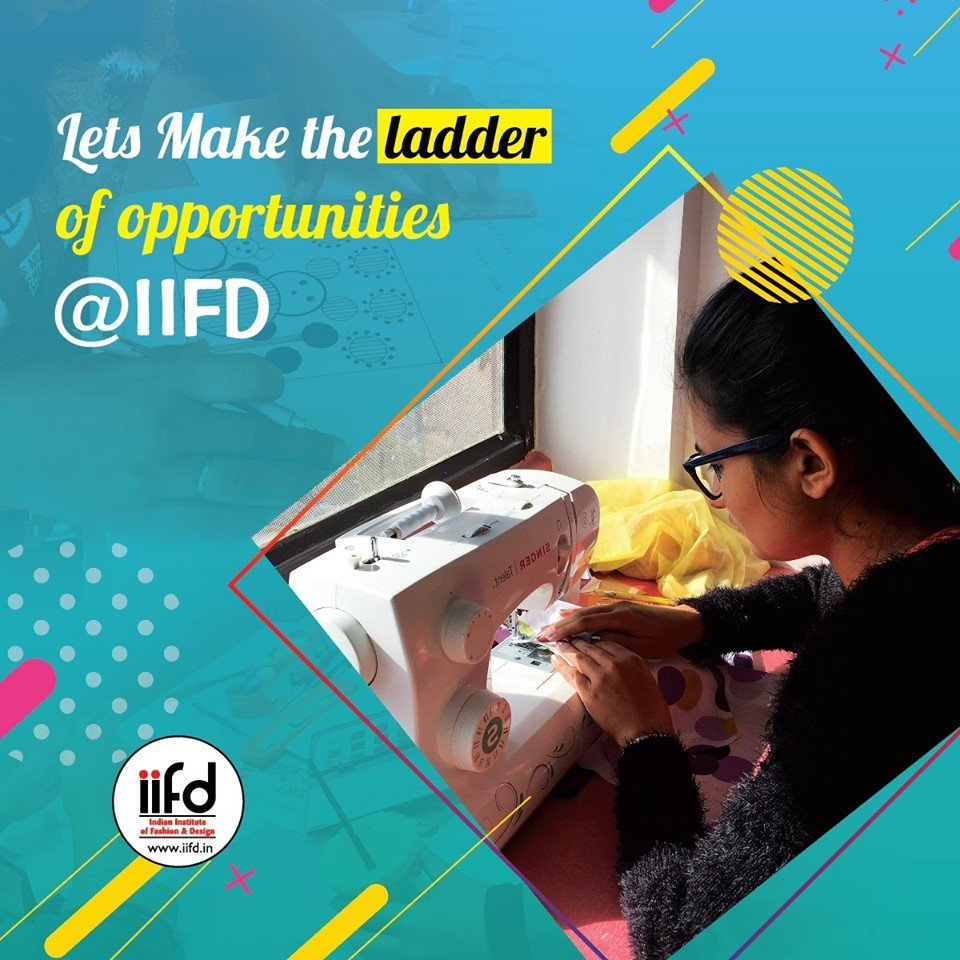 Iifd On Twitter Make Your Dream Career Of Fashiondesigning Into Reality By Joining Fashiondesigningcourses At Iifd Call 9041766699 Visit Https T Co Qmpzxp3tim Fashioncourses Fashiondesigncourses Fashioninstitute Fashiondesigninstitute