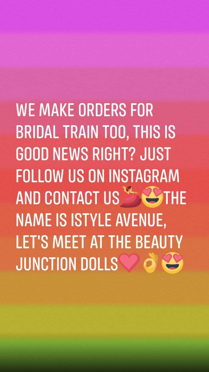 Just A Call or DM and we got you covered#BeautyBeyond #BeautyJunctionpic.twitter.com/cVeiQgeMCF