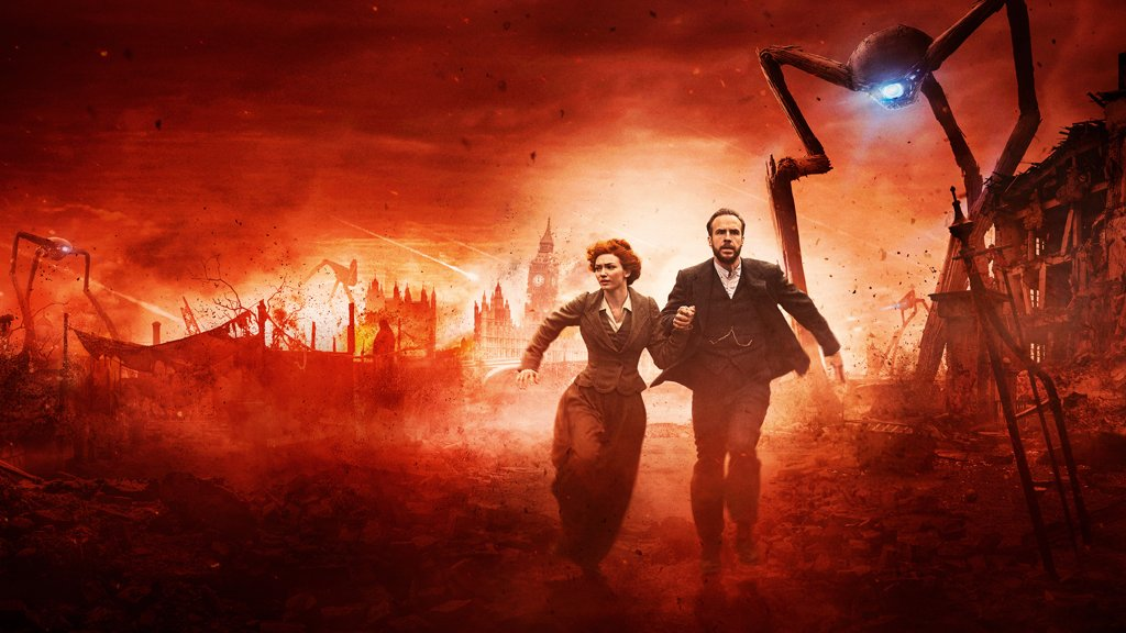 🛸 Woking, 1905. George & Amy's relationship is a scandal. Then one night a mysterious capsule lands on Horsell Common... Eleanor Tomlinson, Rafe Spall @robertcarlyle_ @_RupertGraves & writer @mrpeterharnes lift the lid on @BBCOnes #TheWarOfTheWorlds: bbc.in/33FTUdO