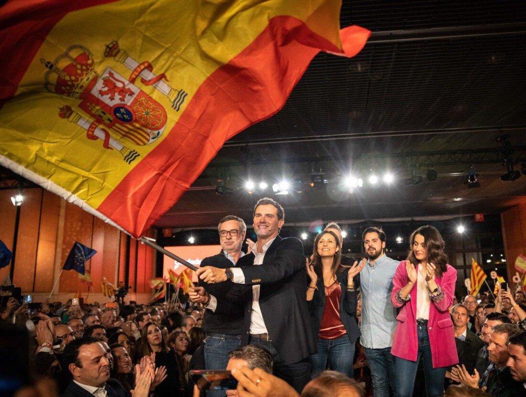POLÍTICA | Dimite Albert Rivera como líder de Ciudadanos. Por @adelad98   https://www.timejust.es/politica/dimite-albert-rivera-como-lider-de-ciudadanos/  …