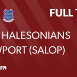 Image for the Tweet beginning: FULL TIME: Old Halesonians RUFC