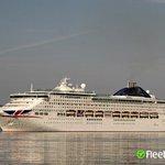 Image for the Tweet beginning: Morgen #OCEANA im #TerminalSteinwerder im