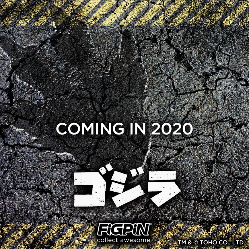 Godzilla is coming to FiGPiN in 2020! @TOHO_GODZILLA<br>http://pic.twitter.com/zv6EX0zfAI