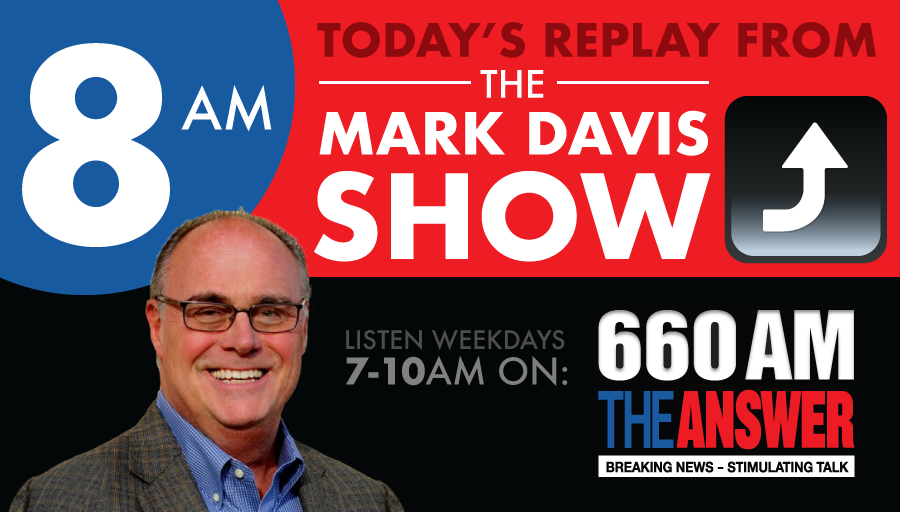 . @replouiegohmert on this Veterans Day. 🇺🇲 Catch it in this replay from the 8am hour on the @MarkDavis Show. Then tune into 660AM The Answer weekdays 7-10am to hear more from Mark! 🎧 at ➡️ omny.fm/shows/the-mark…
