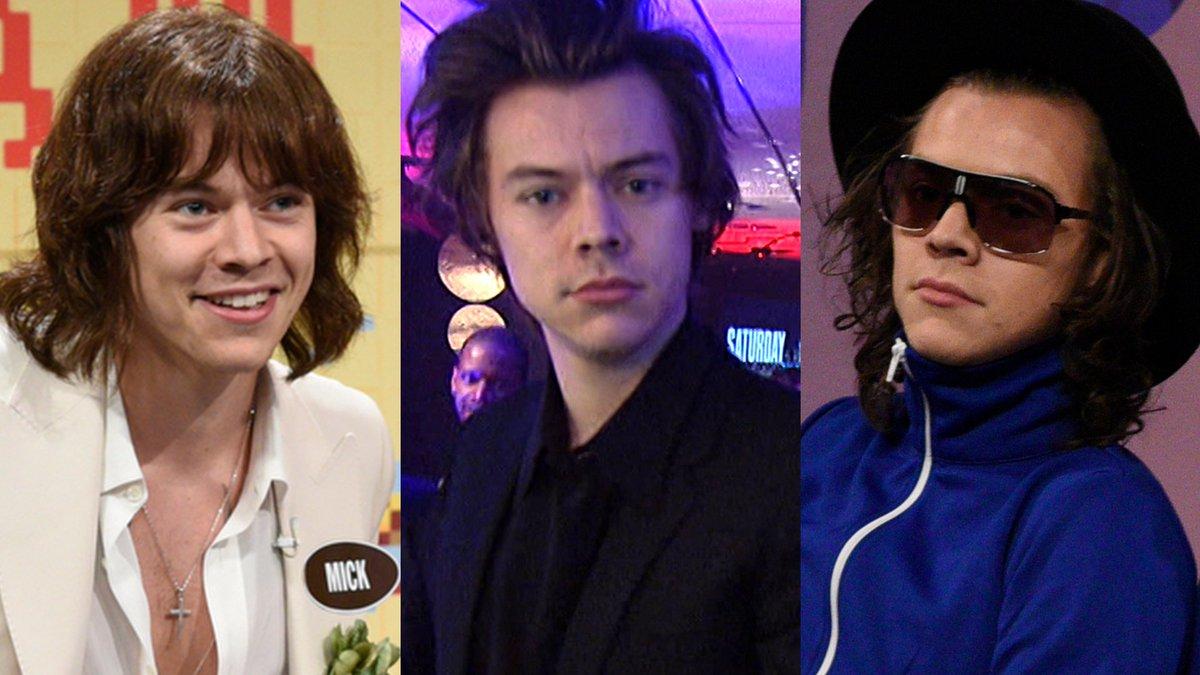 ⏮ @Harry_Styles Rewind ⏮ before #HarryOnSNL double duty ‼️