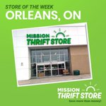 Image for the Tweet beginning: Mission Thrift Store Orleans is
