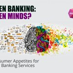 Image for the Tweet beginning: Open Banking: Open Minds? Consumer