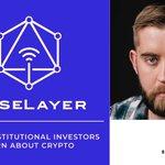 Image for the Tweet beginning: New Base Layer w/@SergeyNazarov co-founder