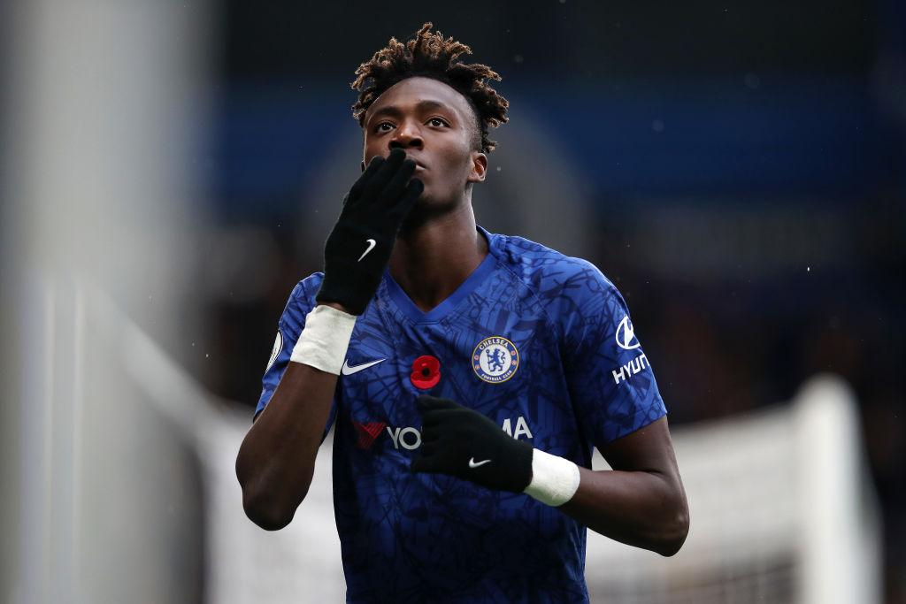 Tammy Abraham is the second-youngest player to reach 10 #PL goals for Chelsea, after Arjen Robben (21y 342d) Matchweek 12 stats ➡️ preml.ge/LQGzpQ