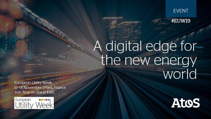 Únete al #EUW19 para descubrir más sobre soluciones de innovación que transformarán las #uti...