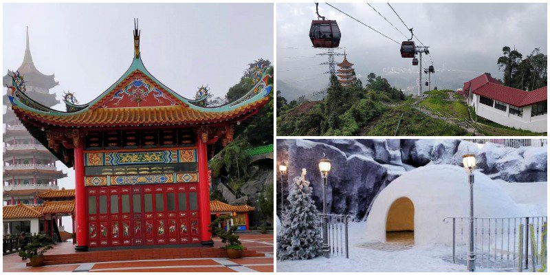 Things to do in Resorts World Genting that are mix of adventure and fun.