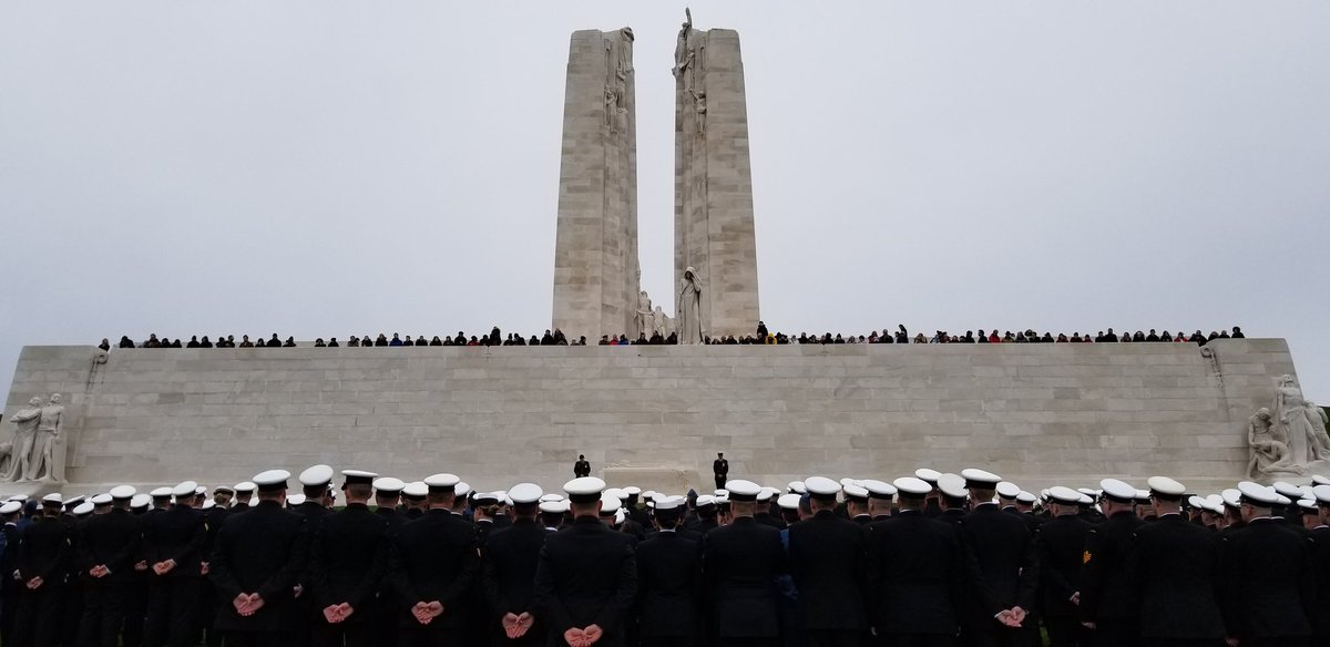 This Remembrance Day, we thank the men and women of our Canadian armed forces, past and present, for their service. We will not forget. #CanadaRemembers