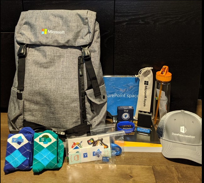 #MSIgnite news recap📺today at 10am PT + #SWAG giveaway. #joinin