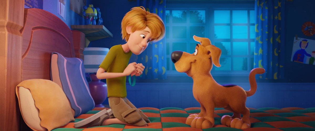 @wbpictures's photo on #SCOOB