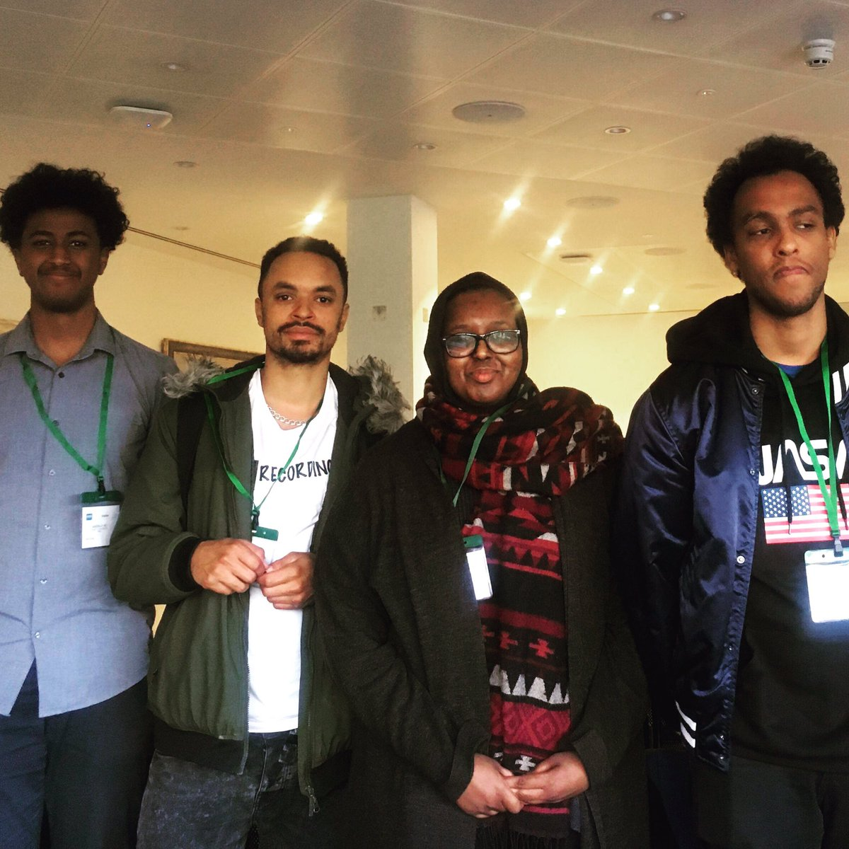 #MondayMotivation - Amazing to see our young people striving to to become future leaders at the BeOnBoard event last Thursday! pic.twitter.com/k7iVrxVWlT