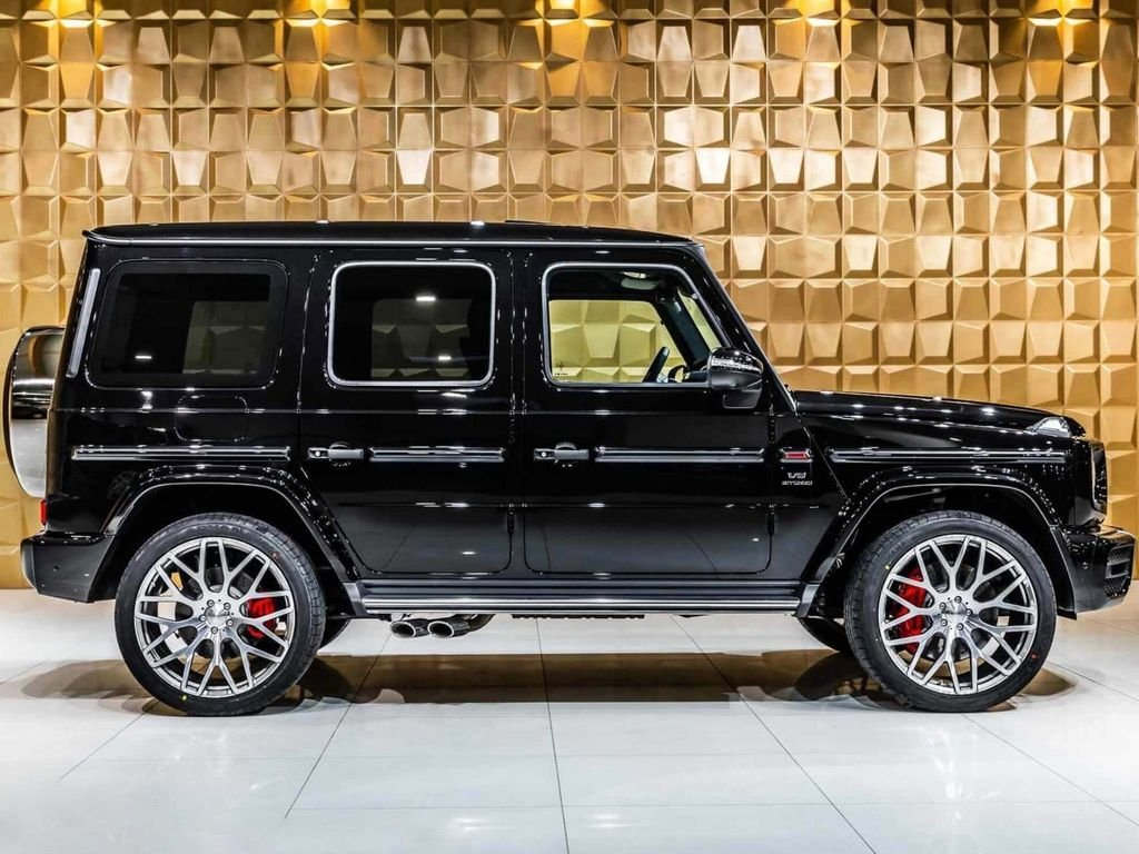 Daniel Myers A Twitter 2019 Mercedes Benz G Class 4 0 G63 V8 Biturbo Amg Spds 9gt 4wd S S 5dr With Brabus 700 Conversion 23 Brabus Monoblack Y Light Alloy Wheels Finished In Sliver Brabus