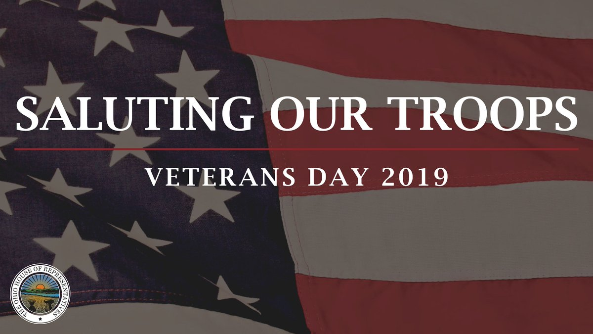 Thank you to all our Veterans, past and present, for your bravery, dedication and service to our great country. https://t.co/0NLPowaGN6