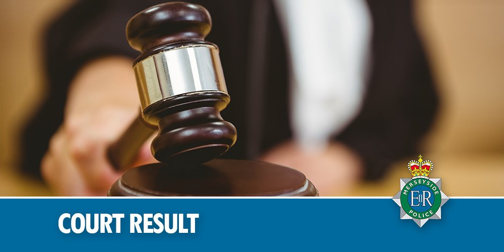 David Ball, 49, has been jailed today for life with a minimum of 27 years for the murder of Lee Atkins, 38, with a crossbow in #Bootle on 6 May 2019. Read more here: crowd.in/Lem8jf
