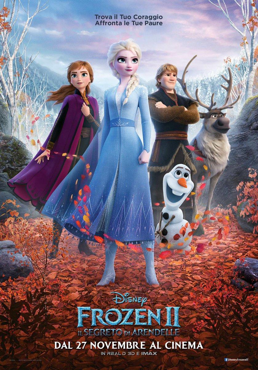 Il regno di Arendelle nasconde un segreto... 🍁 Vi presentiamo il nuovo poster di #Frozen2 - Il Segreto di Arendelle, dal 27 novembre al cinema: http://bit.ly/Frozen2AcquistaOra….