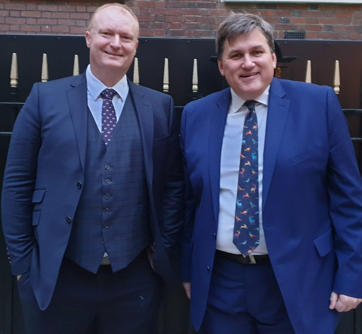 A good day today spending time with Policing Minister @Kitmalthouse discussing policing priorities in St Helens. Being brought up in Merseyside he knows the town well and the challenges that have to be addressed @Conservatives