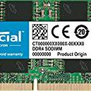 Image for the Tweet beginning: Crucial CT16G4SFD8266 16 GB -