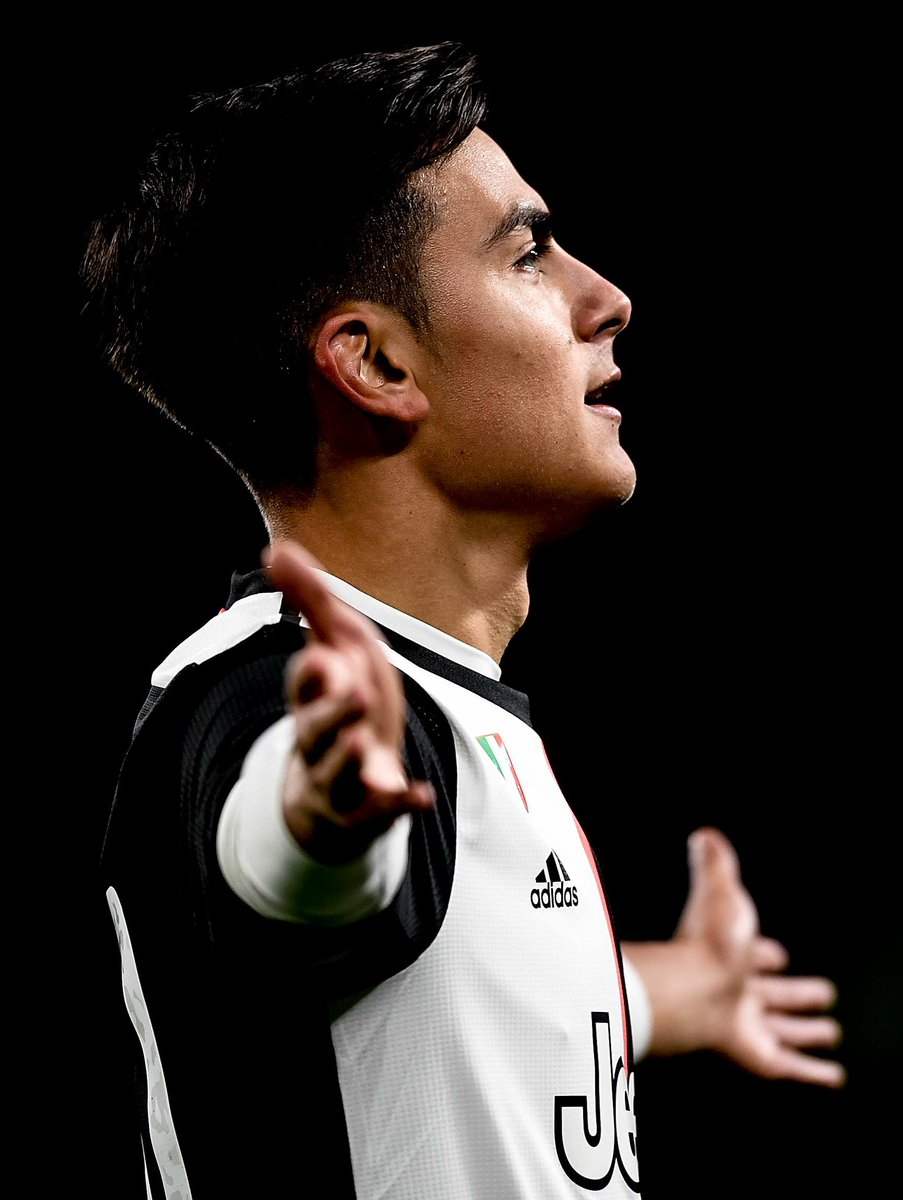 Dybala to the rescue    #UCL