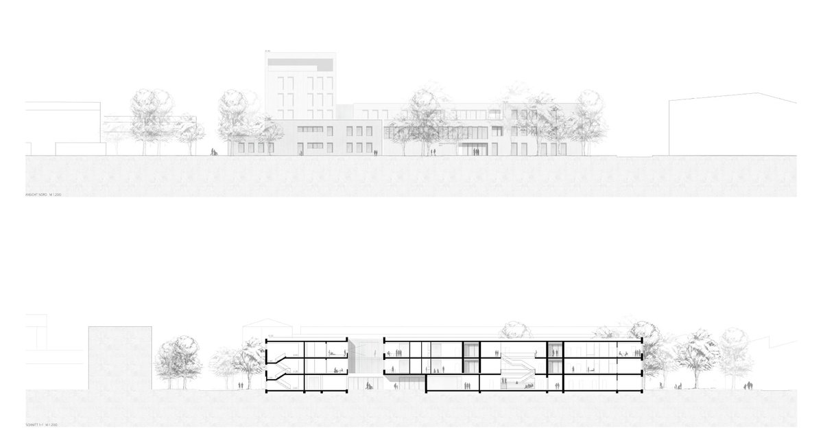 Archicad On Twitter Modeling Monday With Archicad Today Graphisoft West Germany Shows You The Final Thesis Of Melina Bosel Frank A Graduate Of The University Of Applied Arts And Sciences Dortmund School Should
