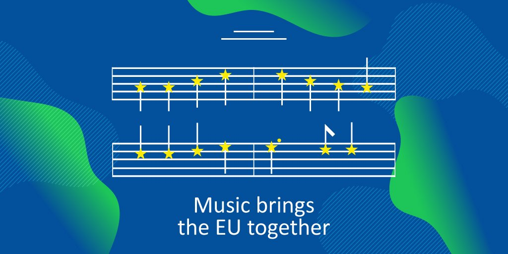 Sound on! We're joining forces on Spotify with the Council of the EU and the European Commission to discover the EU through music 🎶. Follow us 👉 eptwitter.eu/qkND.