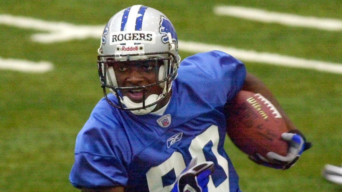 Charles Rogers, No. 2 pick in 2003 NFL draft, dies at 38