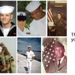 Image for the Tweet beginning: On this #VeteransDay, we're thankful