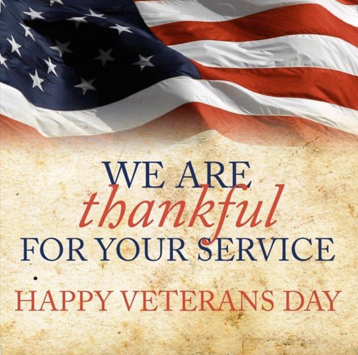 @No1Hollyfreedom @Missin_Florida @dwaynecobb @BudGothmog44 @tltwarriior @mmass214 @danzu72 @doc7780 @Wally_Callahan @louiseloveland @jamnspoon2 @scotthughes1234 @eden_vox @KatHartness @BlkSantaX @MitchellMeeks11 @Pulsa48 @LidstonePeter @SoporificANES @Colleenldybg13 Happy Veterans Day to my brothers & sisters who've served.