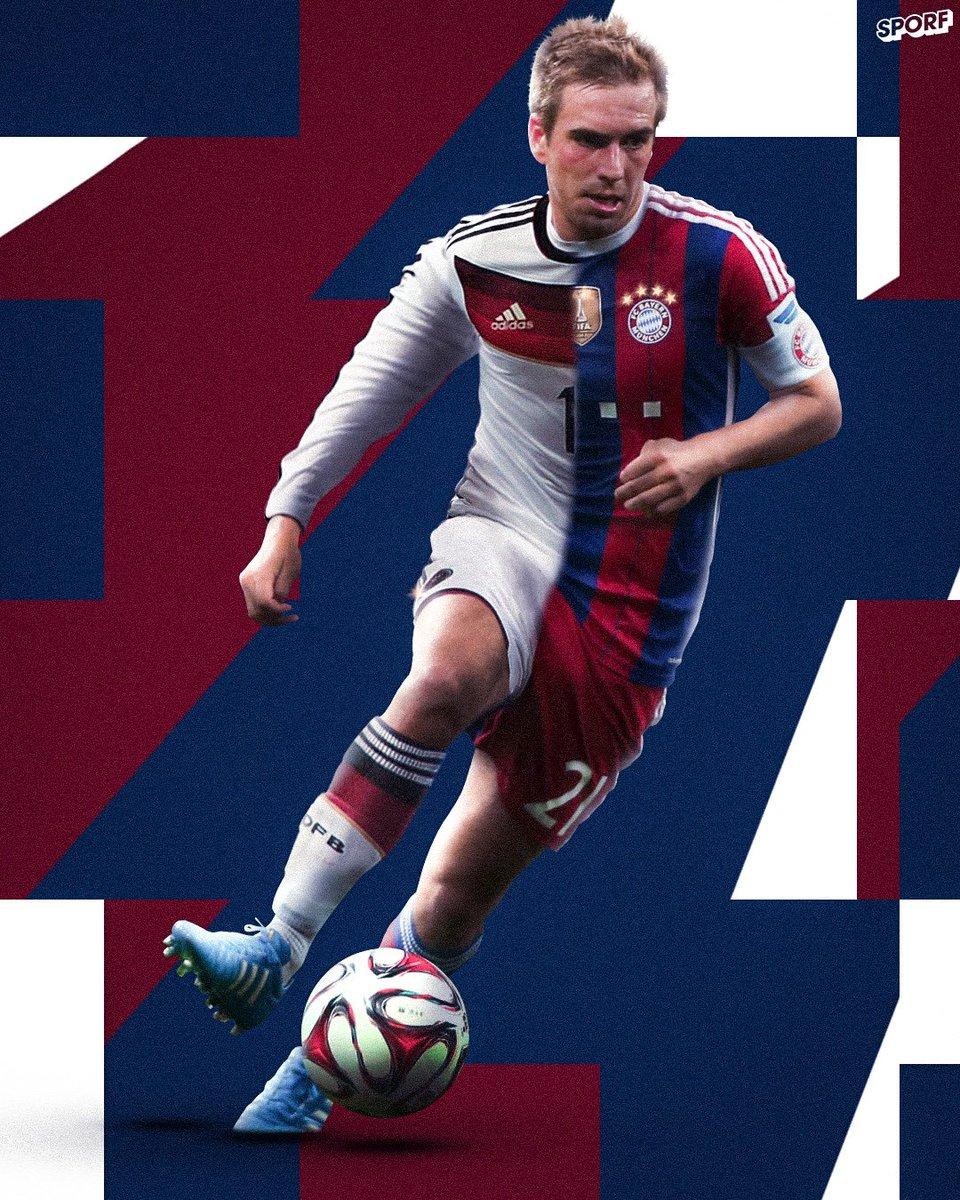 Happy 36th Birthday, @PhilippLahm!   652 Games  113 Caps  27 Goals  95 Assists  8  Bundesliga 6  DFB-Pokal 3  DFL-Supercup 1  World Cup 1  Champions League 1  DFL-Ligapokal 1  UEFA Super Cup 1  Club World Cup   Legend. <br>http://pic.twitter.com/b2Izdn7mm3