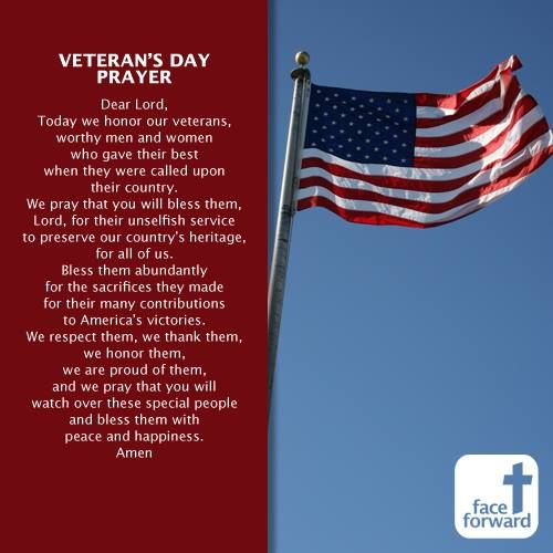 test Twitter Media - Happy Veteran's Day! God Bless all the women and men who have served our country. https://t.co/gqgDG6aPil