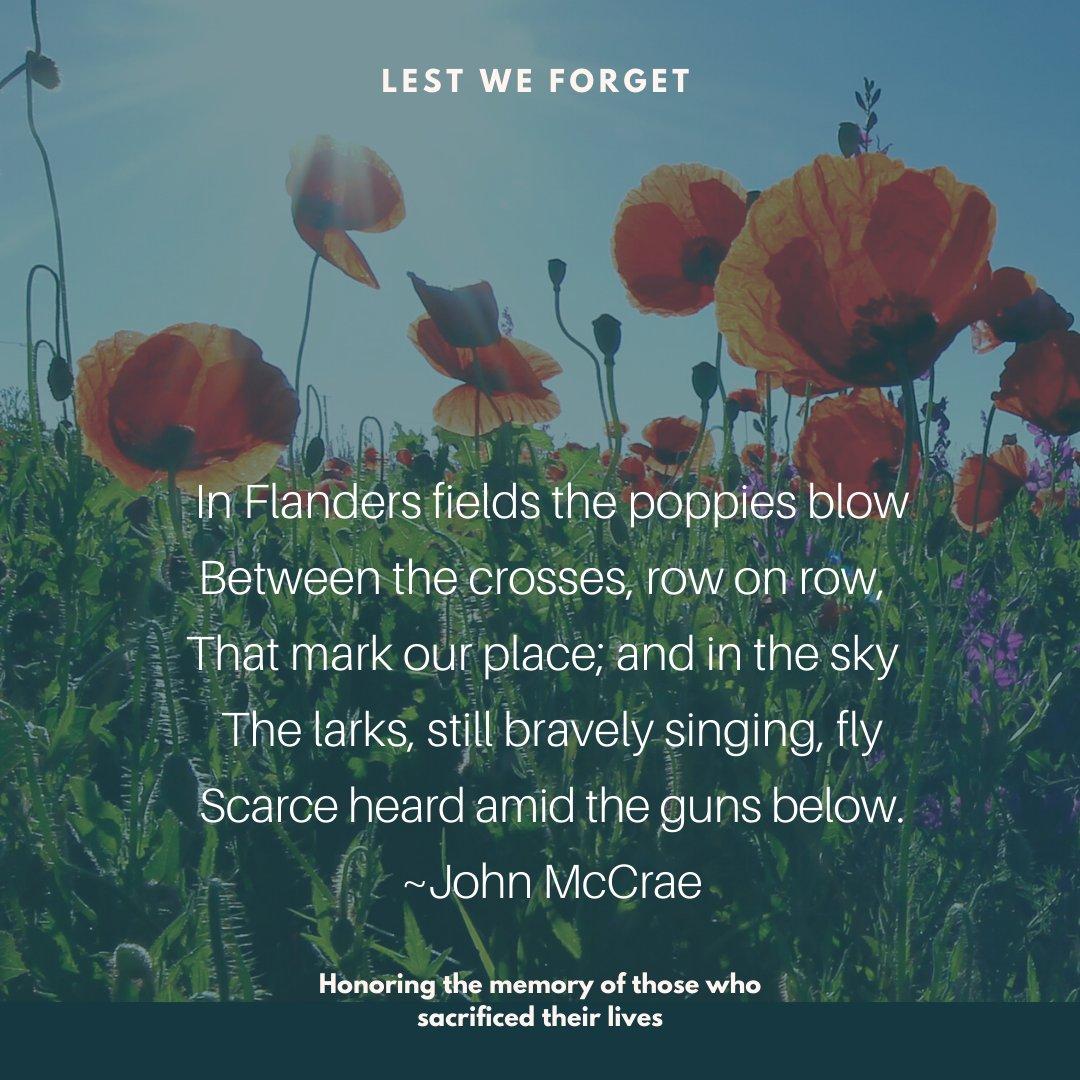 #lestweforget #RemembranceDay2019 #RemembranceDaypic.twitter.com/9V2Y6goyVL