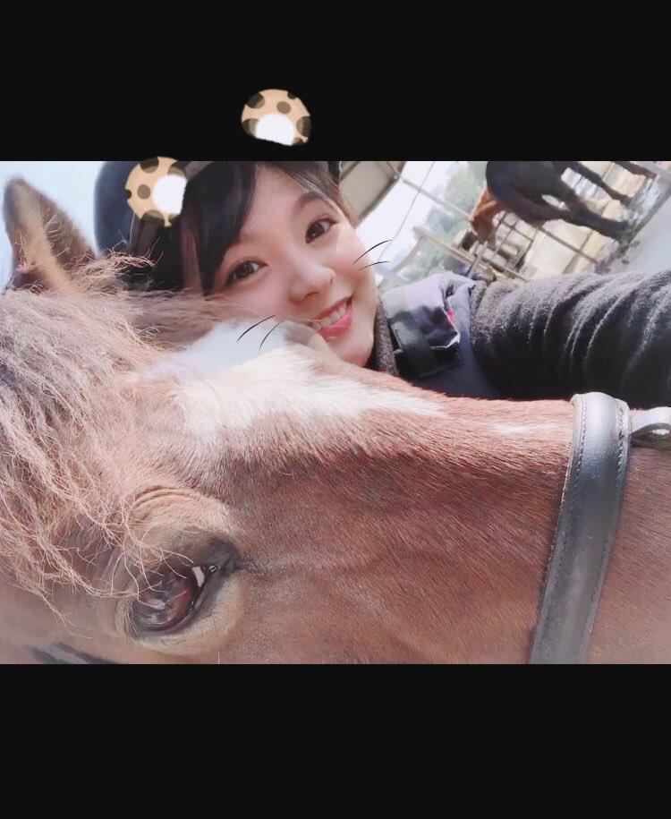 久しぶりの乗馬day🐴❤️基礎をしっかり復習しました🐴#癒 🐴