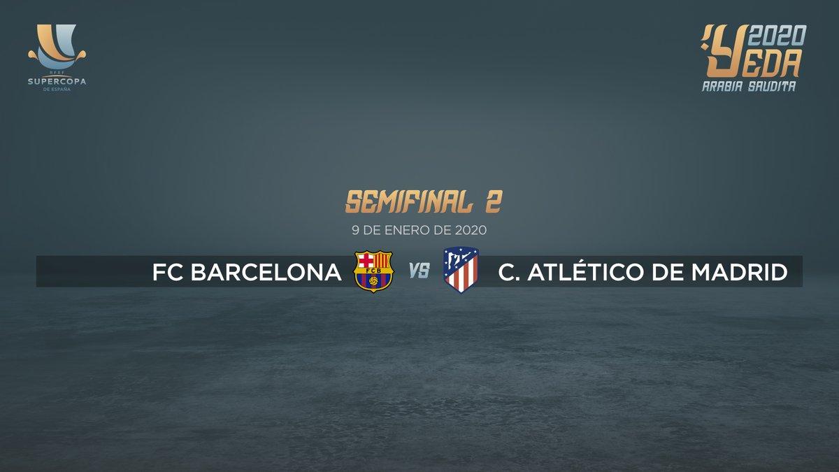 [HILO ÚNICO] Supercopa de Europa ( 14 Agosto 2019) / Supercopa de España ( 8 - 12 Enero 2020) EJGmvWLWkAA7FVu?format=jpg&name=large