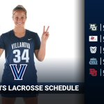 Image for the Tweet beginning: Our 2020 schedule! #GoNova✌️