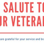 Image for the Tweet beginning: Happy Veterans Day. #veteransday #thankyou