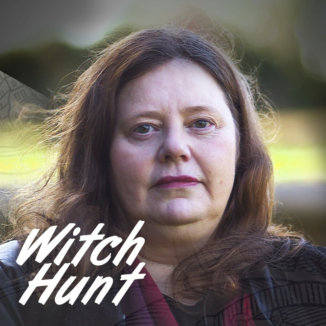 The incredible hidden history of witches in Edinburgh.  Listen to #WitchHunt over on @BBCSounds