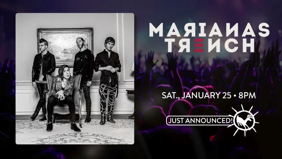 SHOW ANNOUNCEMENT! 📢 Jan 25th at @CasinoRamaLive in Ontario! 🎰 Pre-sale starts Thursday, Nov 14th @ Noon 🇨🇦 Tickets 👉bit.ly/33CscP9