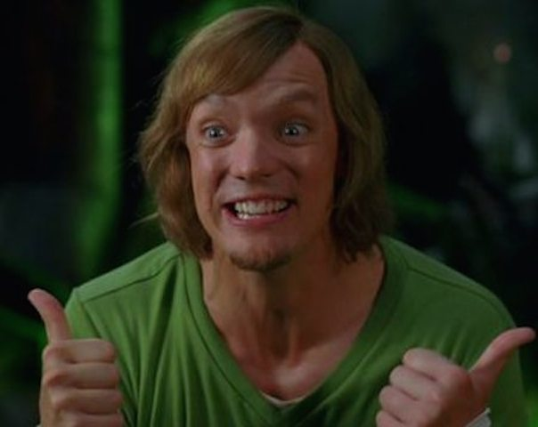 In my opinion they should of still at least had Matthew Lillard voice Shaggy in the #ScoobyDoo 2020 animated movie. Who's also well known actor and voice actor too. The audience knows who he is as well. He wasn't playing Shaggy in live action Scooby Doo movies he is Shaggy.