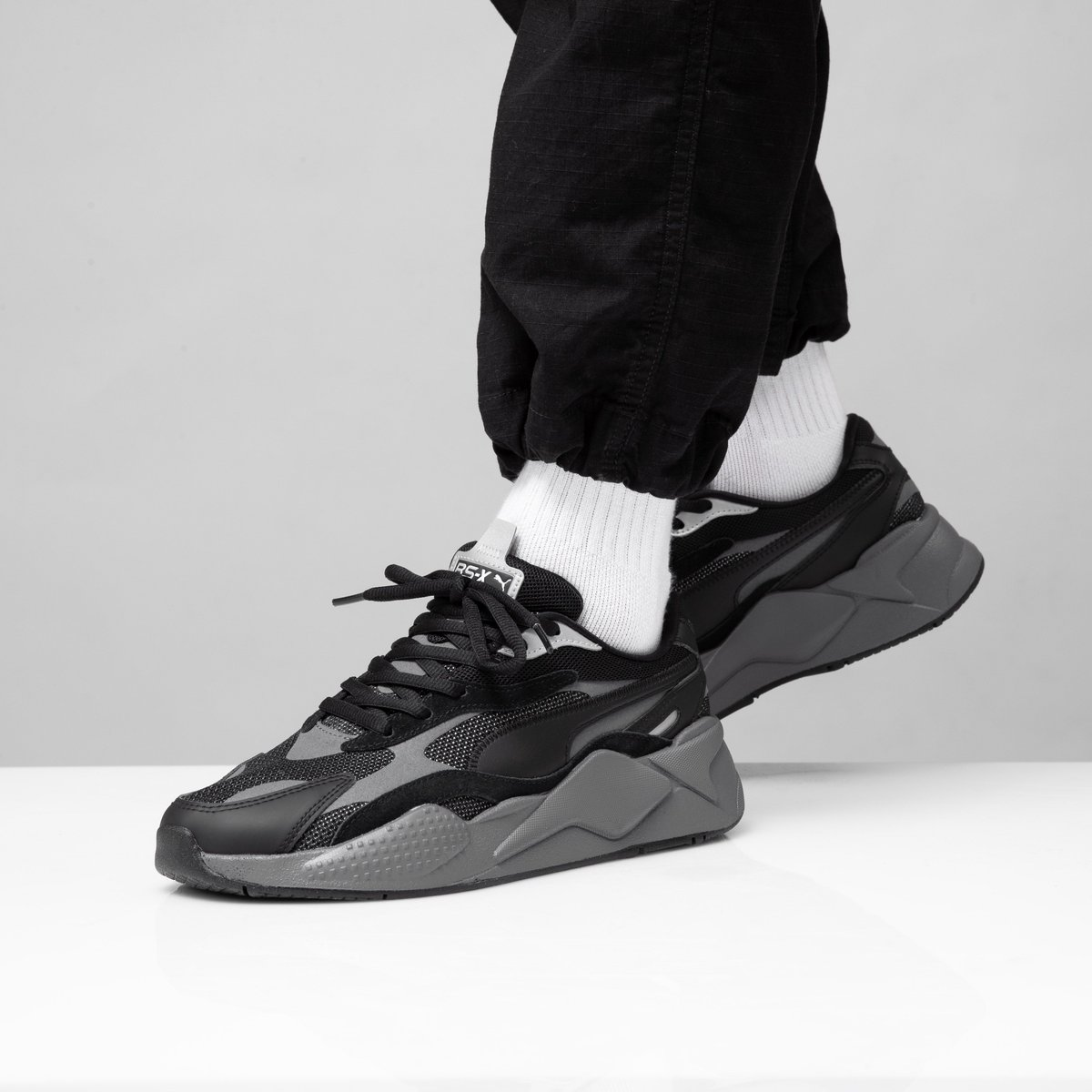 "TITOLO on Twitter: ""OUT 🔥 NOW Puma RS-X³ Puzzle ""Black-Castlerock ..."