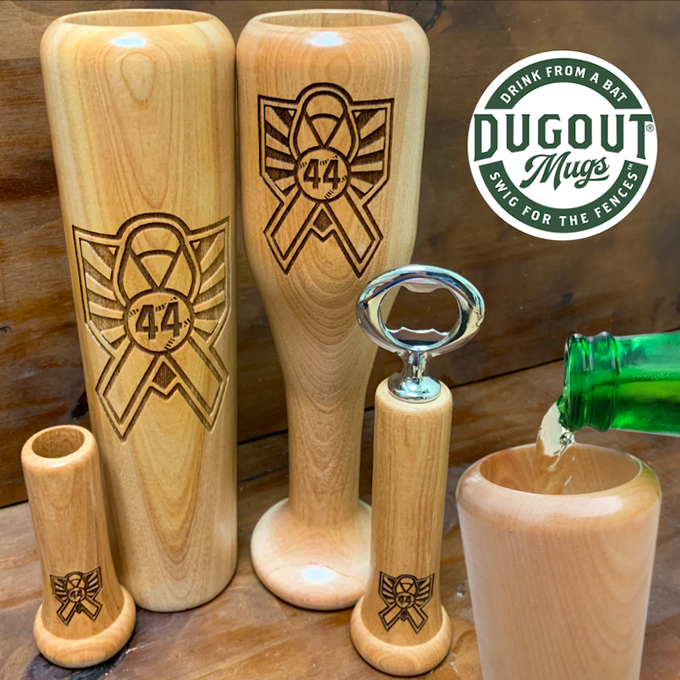 Dont forget to purchase your @RizzoFoundation @DugoutMugs. 100% of proceeds from these items and 25% of anything else you buy from the store using our link will go to support our families. Happy Shopping! DugoutMugs.online/Rizzo