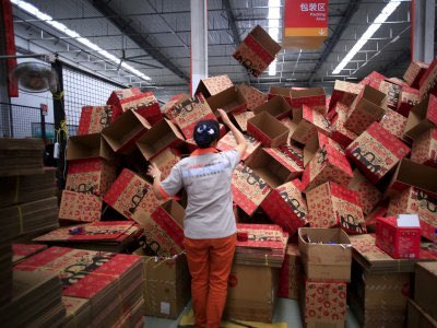 Alibaba beat Amazons estimated Prime Day sales within an hour and crushed analyst estimates for Black Friday and Cyber Monday combined