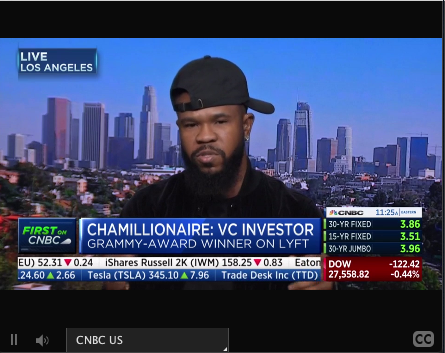 The S&P is up 7.5% since his last @CNBC appearance. (5/1/19)  (cc: @chamillionaire)