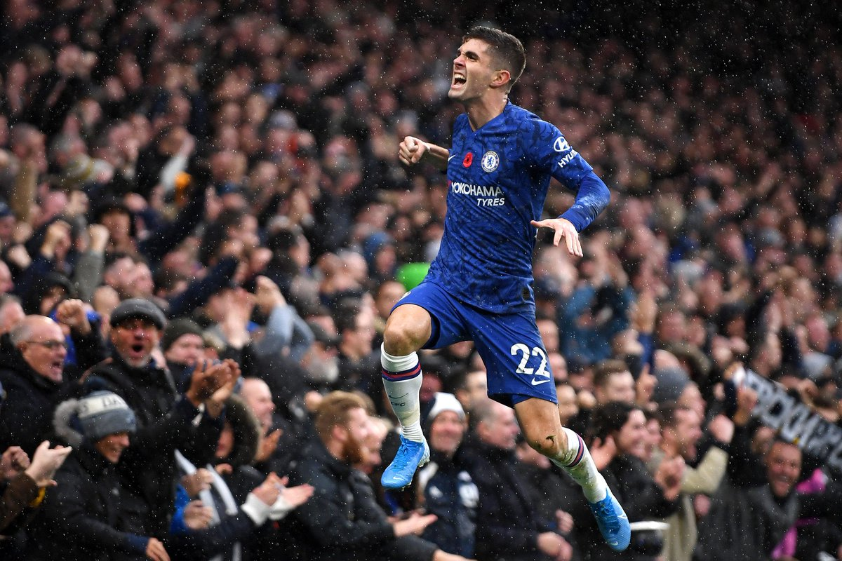 Christian Pulisic has been ruled out of the United States' matches against Canada and Cuba after suffering a hip injury during Chelsea's win over Crystal Palace on Saturday.