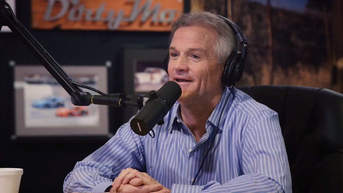 HERM!!! Never short on words, weve got fan favorite @Kenny_Wallace on the latest @DaleJr Download. Out tonight on all major podcast platforms.