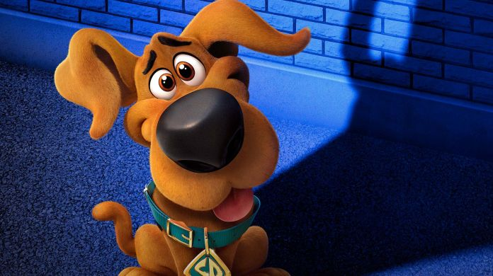 A pup named Scooby-Doo anyone?  https:// comicbook.com/movies/2019/11 /11/new-scoob-movie-poster-released/  … <br>http://pic.twitter.com/58leaYza8K