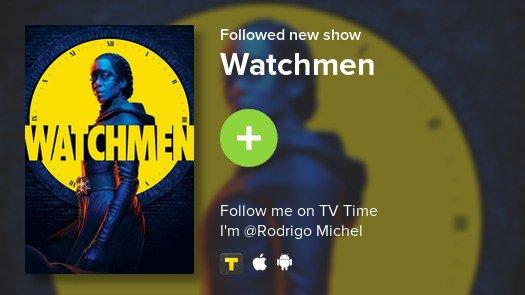 #Watchmen Photo